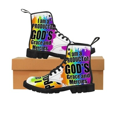 High Tops - God's Grace and Mercies