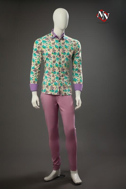 Camisa de 2 colores