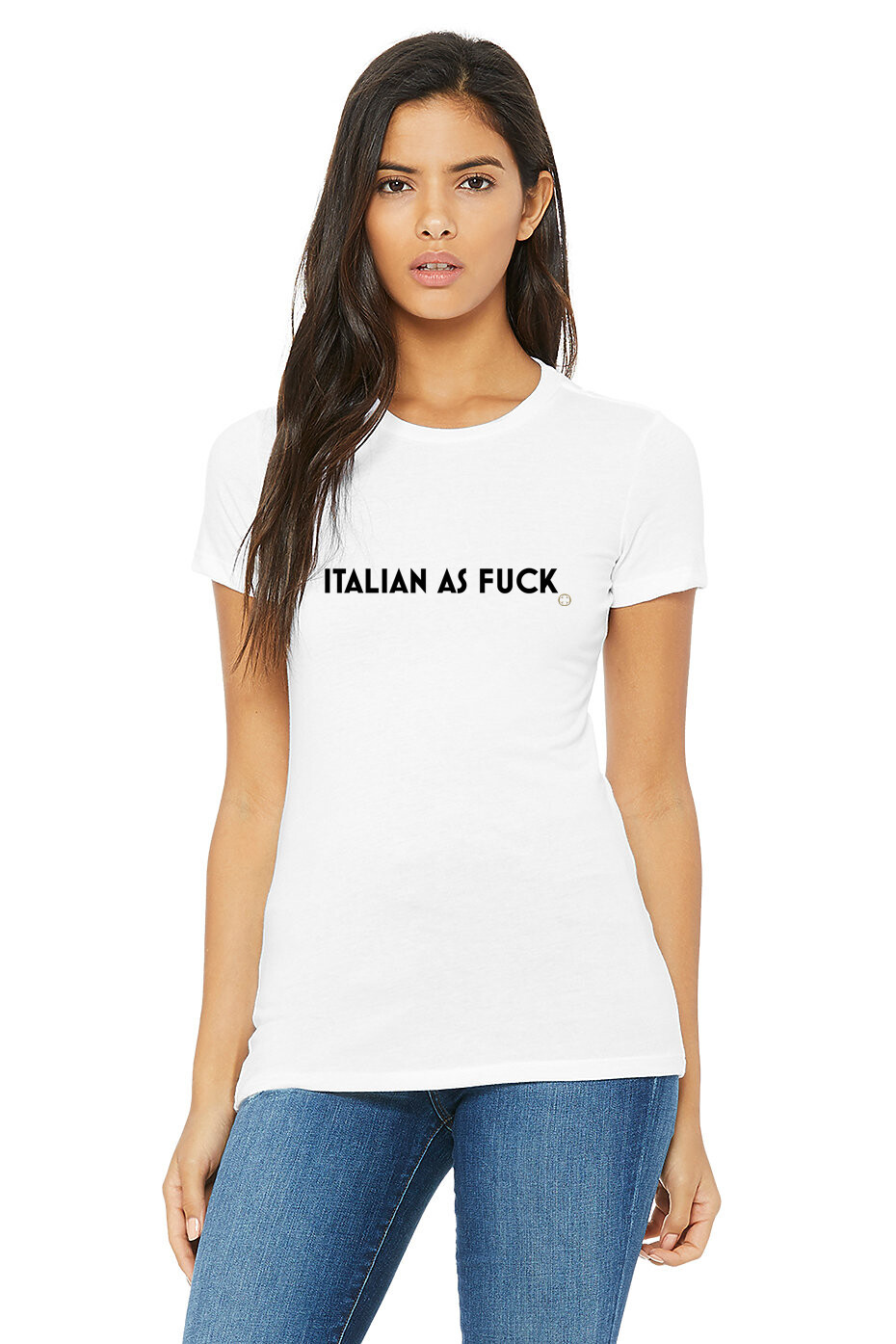 """""""Italian As Fuck"""" T-Shirt"""