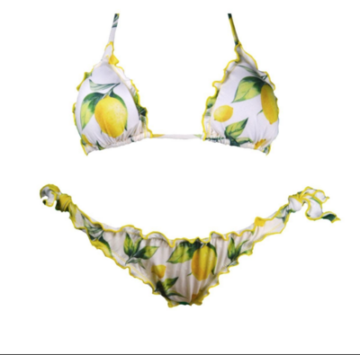 Limonata Triangle Bikini
