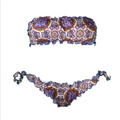 Capri Bandeau Bikini