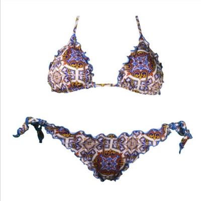 Capri Triangle Bikini