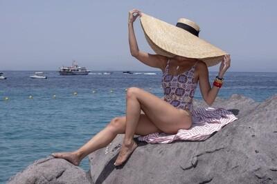 Capri One Piece Swimsuit