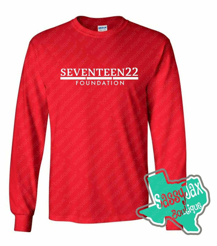 Seventeen22 Long Sleeve UNISEX Shirt