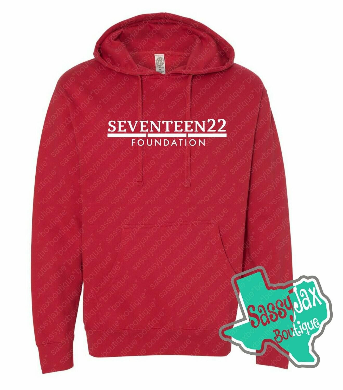 Seventeen22 UNISEX Hoodie