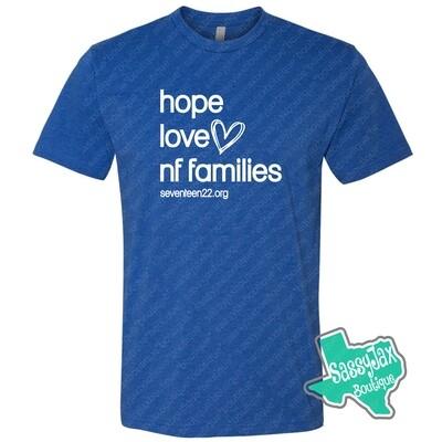 NF Awareness UNISEX T-Shirt_RB