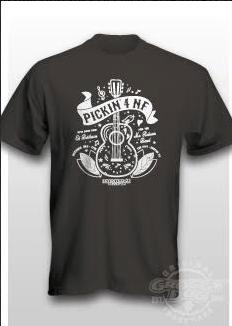 Pickin' 4 NF T-shirt
