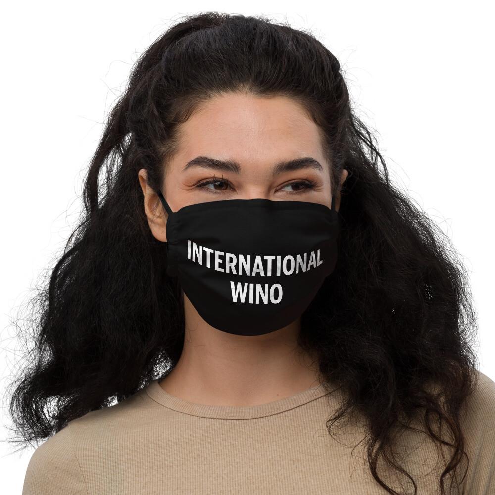 International Wino Face mask