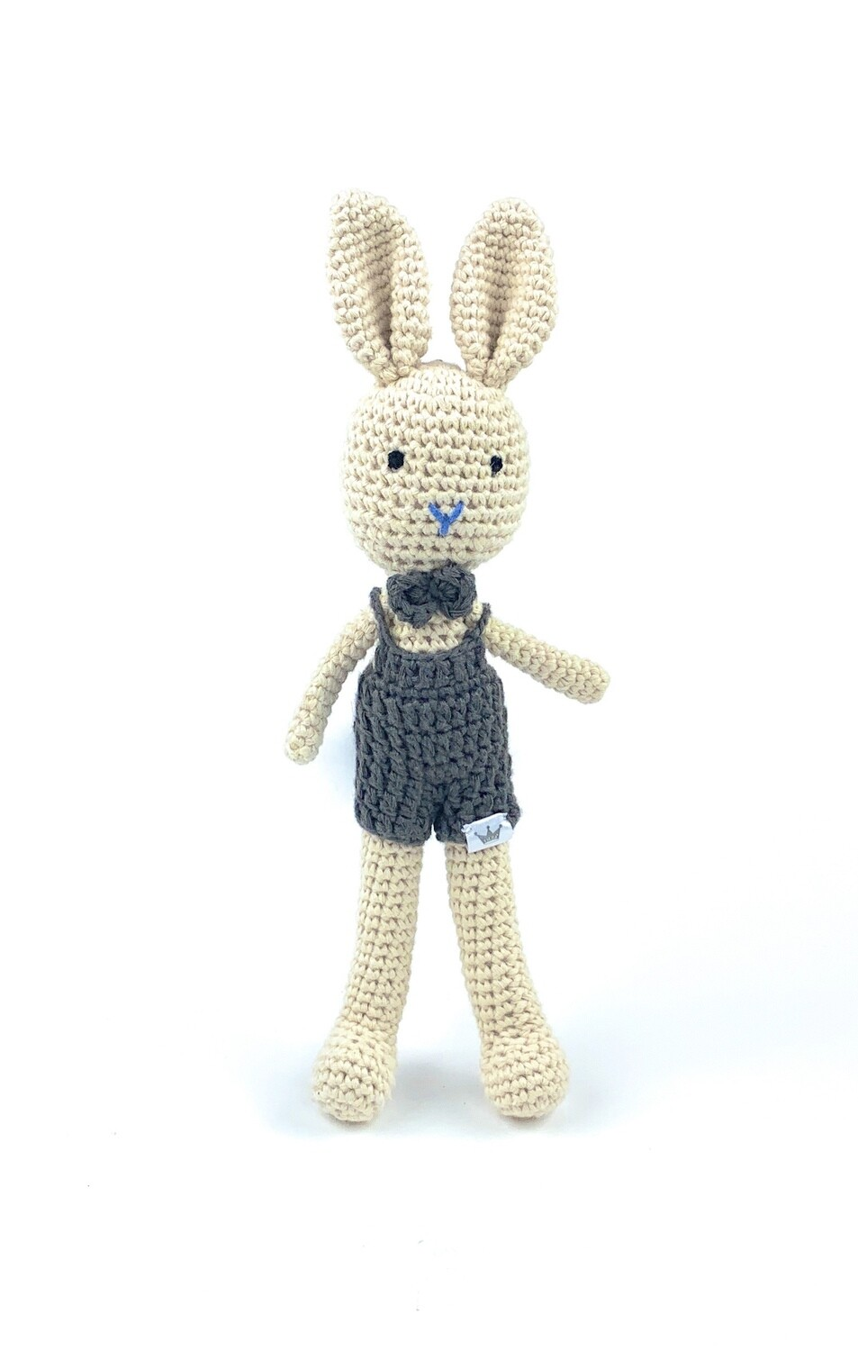 Crochet Bunny - Son Brown
