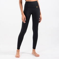 Leggings Yoga Pants with pockets - black