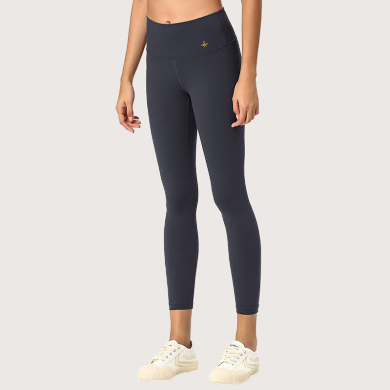 Leggings Yoga Pants seamless - blue grey