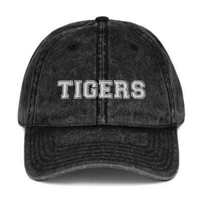 TIGERS Vintage Twill Cap