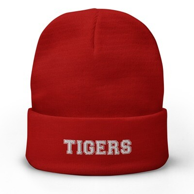 TIGER Beanie (multiple colors available)