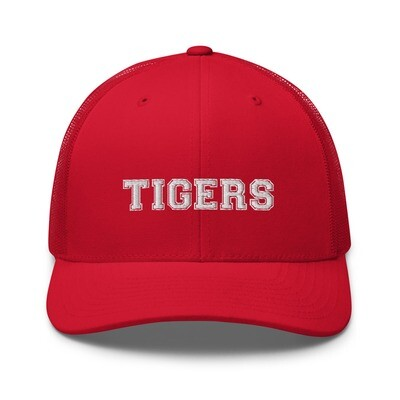 TIGERS Trucker Cap (multiple colors available)
