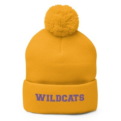 WILDCAT Beanie (multiple colors available)