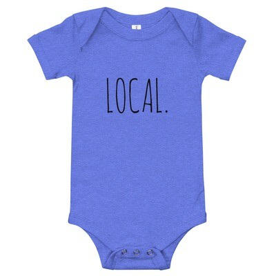 Local Onesie (multiple colors available)