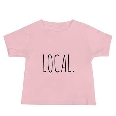 Local Baby Tee (multiple colors available)