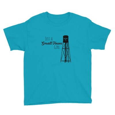 Altha Small Town Youth Tee (multiple colors available)