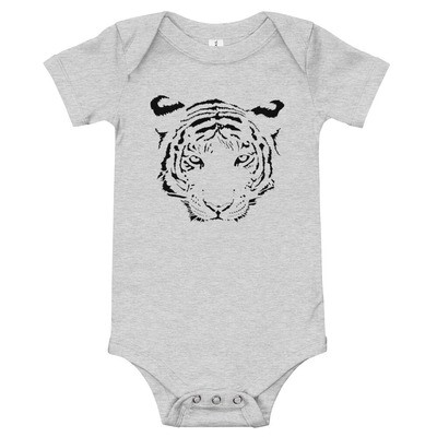 Tiger Onesie (multiple colors available)