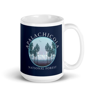 Apalachicola Natl Forest Coffee Mug
