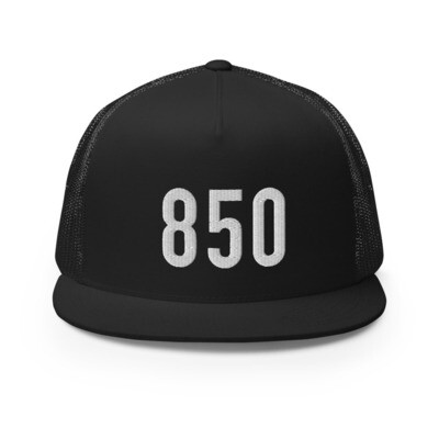 850 Trucker Cap (multiple colors available)