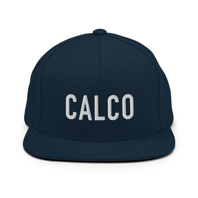 CALCO Snapback Hat (multiple colors available)