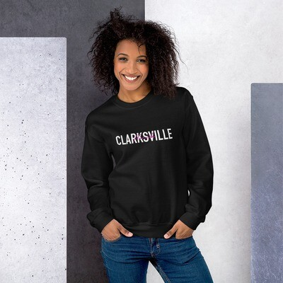 Clarksville FL Sweatshirt (multiple colors available)