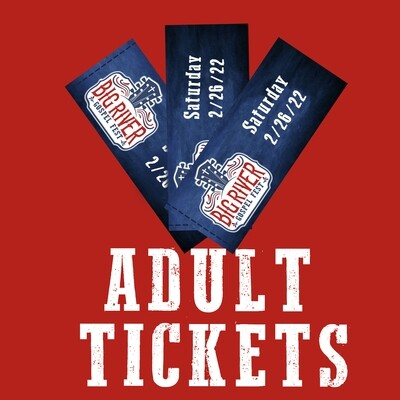 BRGF Tickets (ages 13+)
