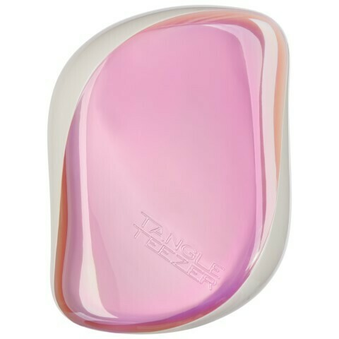 Holographic Pink Compact Styler
