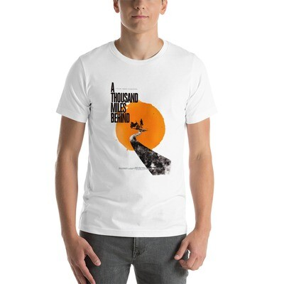 ATMB Retro Graphic Sun (Orange) Short-Sleeve Unisex T-Shirt