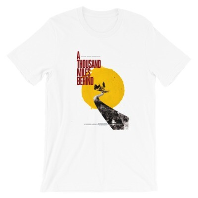 ATMB Retro Graphic Sun Short-Sleeve Unisex T-Shirt (Wine)