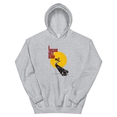 ATMB Retro Graphic Sun Hooded Sweatshirt