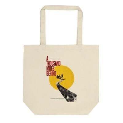 ATMB Retro Graphic Sun Eco Tote Bag