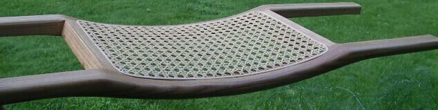 Canoe Seat Frame - Walnut