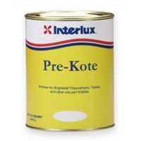 Interlux high build primer paint (white)