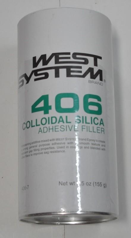 West 406 High Density filler