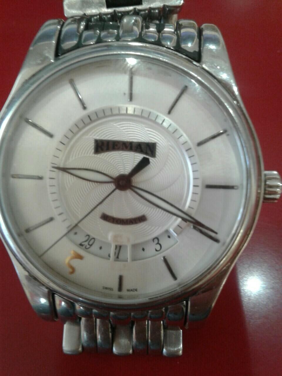 """Часы швейцарские """"RIEMAN"""""""