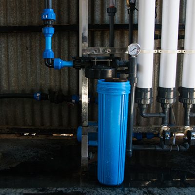 Borehole Filter System