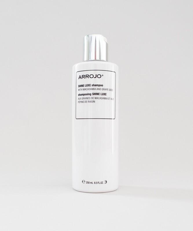 SHINE LUXE shampoo