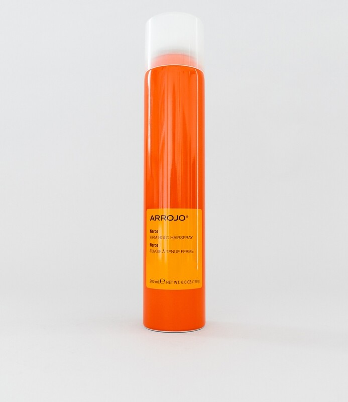 fierce firm hold hairspray
