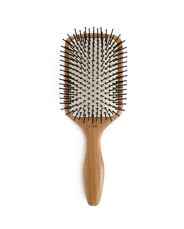 square paddle brush