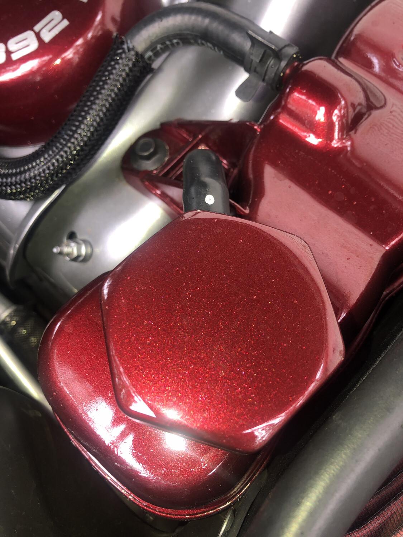Radiator Cap - Painted