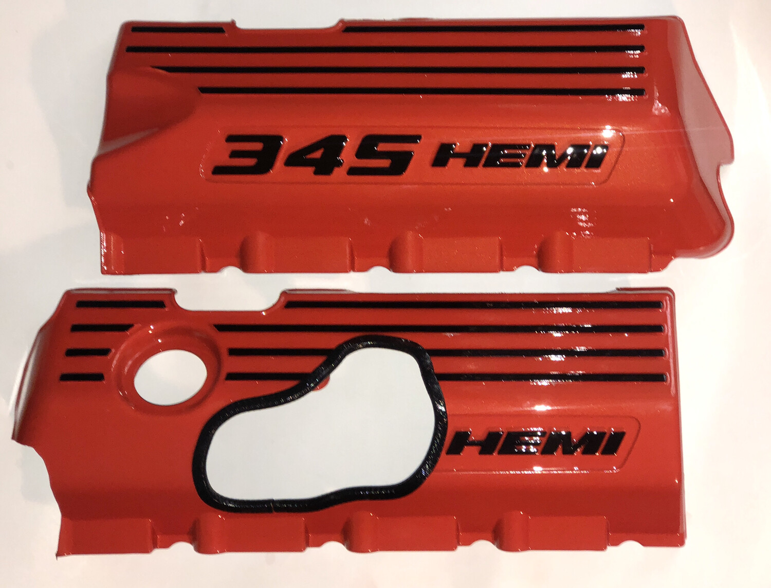 Engine Covers SHAKERS Only HEMI Painted & Non Painted