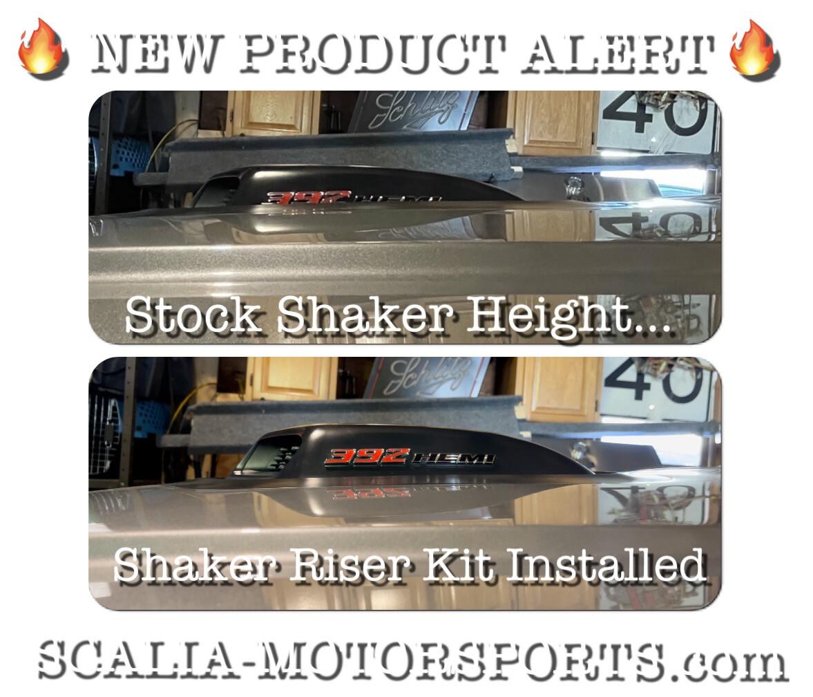 Shaker Riser Kit