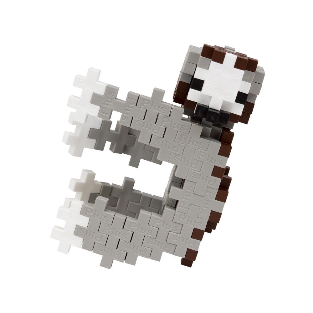 Plus Plus Tube Sloth