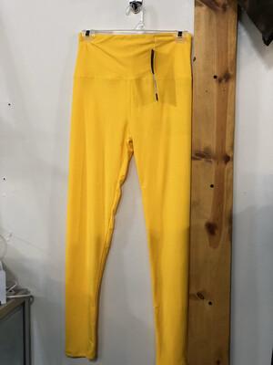 Leggings Yellow Butter Soft OS