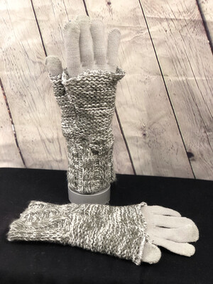 Fioralba Upcycled Sweater Gloves