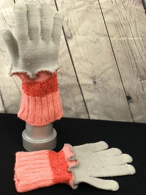 Upcycled Sweater Gloves