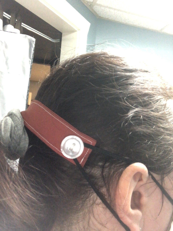 Ear Saver For Handmade Mask