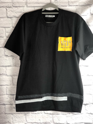 S Threads Upcycled Tshirt Mr Fix It Tee Mens Large